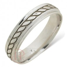 4 mm Celtic LE13 Wedding Ring