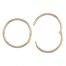 15mm Sleeper Hoops